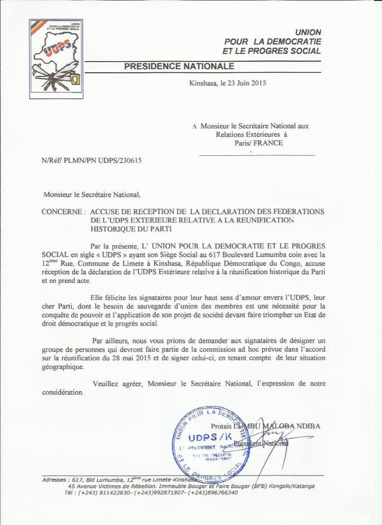 lettre 230615 au SNRE