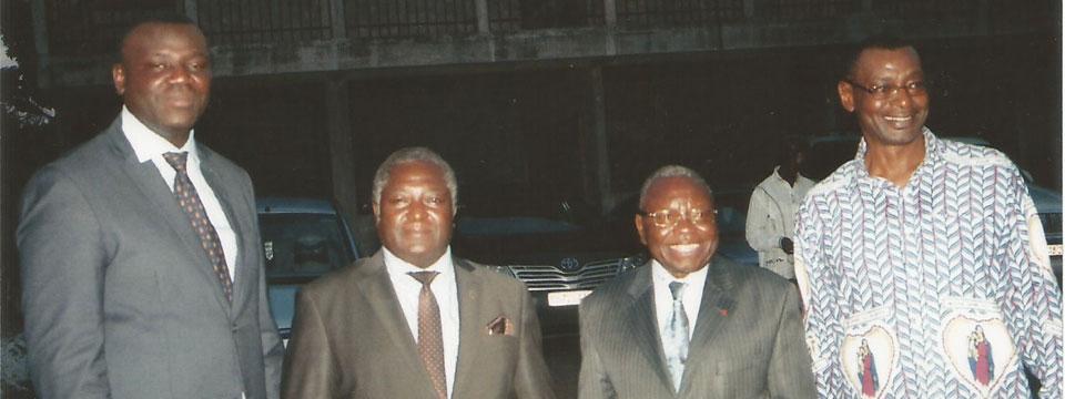 Commémoration du 13ème anniversaire de la mort du feu président National Frédéric KIBASSA MALIBA