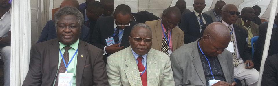 L'UDPS/Kibassa Bouger et Faire Bouger (BFB) dans le cadre de la réunification.
