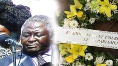 Hommages des 13 parlementaires et Fondateurs de l'UDPS aux obsèques de S.E.M. le Premier Ministre Etienne Tshisekedi